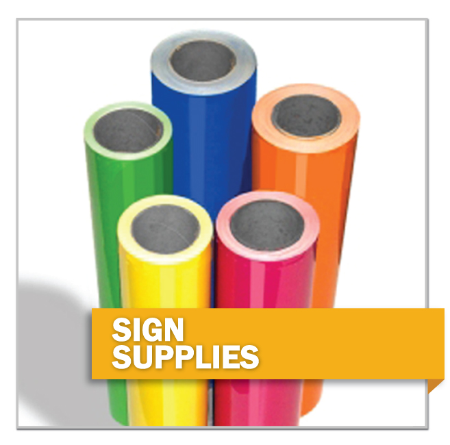 Sign Supplies